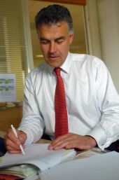 Mark Thompson accident industrial disease personal injury solicitor